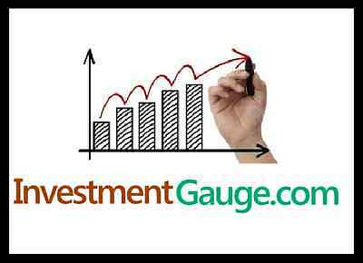 InvestmentGauge.com  - Perfect domain name brandable Investment domain