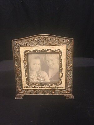 Drake Picture Frame, 4x4, A Mothers Love Endures Forever