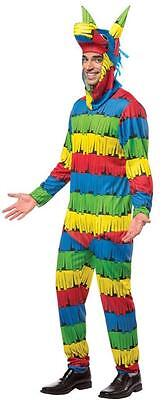 Rasta Imposta Pinata Halloween Costume Adult One Size 6146 New in the Package