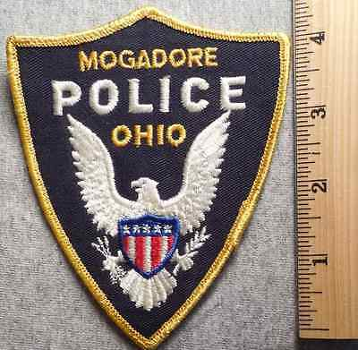 Mogadore Ohio Police Patch (Highway Patrol, Sheriff, Ems, State)