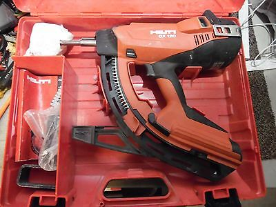 Hilti GX 120 Fully Automatic Gas Actuated Fastening Nail Gun -Nice & Tested-