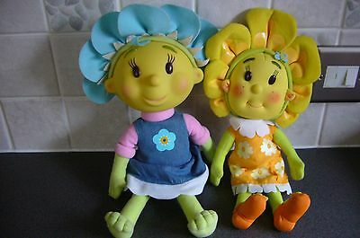 Laughing, giggling,vibrating Fifi toy from Fifi & the Flowertots & Primrose Rare