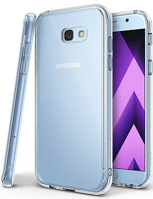 For Samsung Galaxy A7 2017 Case Ringke [FUSION] Clear Back Shockproof Cover Case