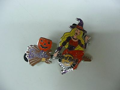 2014 Barbie Convention Hard Rock Cafe Halloween Pin