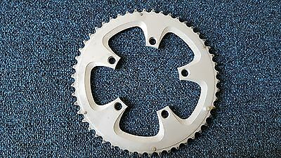Shimano 50T, BCD 110, 5 bolt, 10 speed road chainring