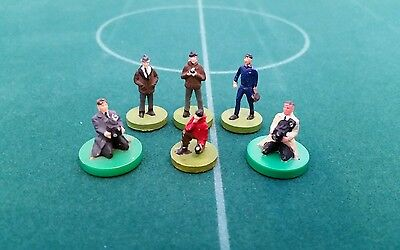 Subbuteo Photographers, Physio & Manager -  Accessories C104
