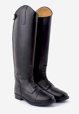 Rhinegold Montana Leather Riding Boots