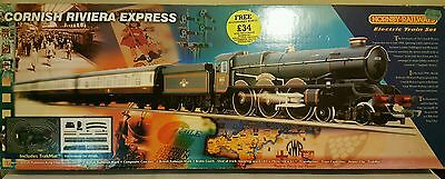 Hornby Railway Electric Cornish Riviera Express Boxed Train Set