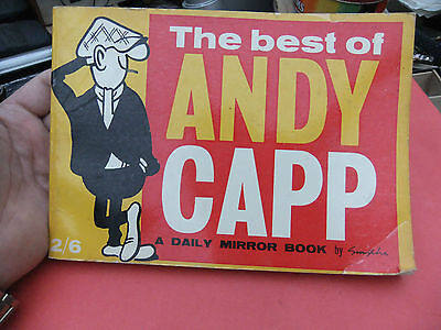 The Best Of Andy Capp Book,