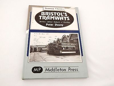 * BRISTOL'S TRAMWAYS by ROBERT HARTLEY * AUTHOR'S SIGNATURE * 1998 *