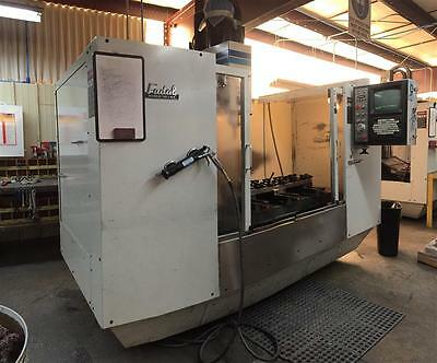 1993 Fadal VMC 4020 CNC Mill Vertical Machining Center CT40 88HS 10,000 rpm USED