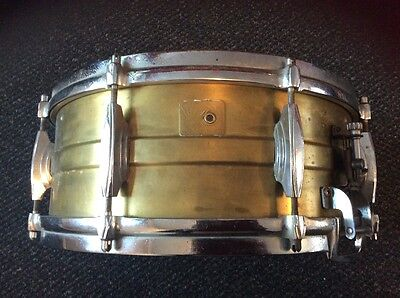 vintage olympic snare drum