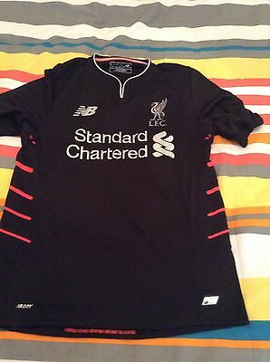 New Liverpool 16/17 Away Jersey Small