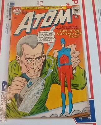 Silver Age THE ATOM Lot of 3 comics Price to Sell!