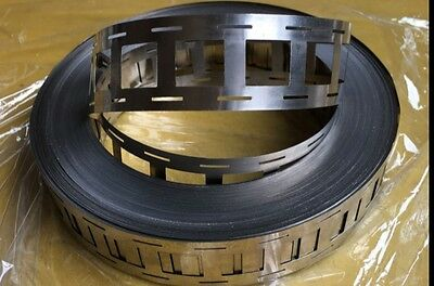 1m x 27mm x 0.15mm   Nickel Strip Tape for 18650 Li-Ion Battery Spot Welding