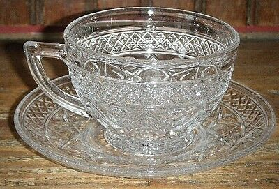 Imperial Cape Cod Cup & Saucer