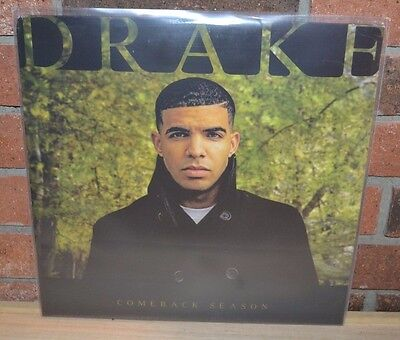 DRAKE - COMEBACK SEASON, Limited Import 2LP COLORED VINYL