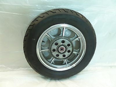 1993-2006 Kawasaki VN750 Vulcan 750 Silver Cast Rear Wheel Rim