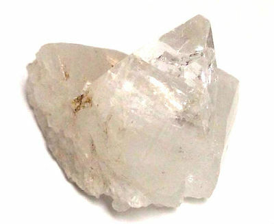 X1 Genuine Natural Clear Apophyllite Crystal Point - 8g