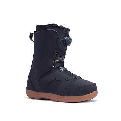 Ride Rook Boa Black Men's Snowboard Boots Size 8