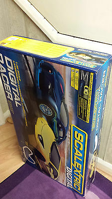 Scalextric Digital Racer 1:32 Scale Brand New In Box
