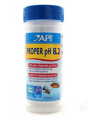 API Proper pH 8.2 - PH Buffer Adjuster Freshwater Aquarium Fish Tank Stabiliser