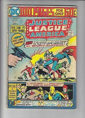 DC Comics Justice League of America Giant Comic No 114 - December 1974