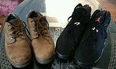 timberland 60043 vintage mens size 12 lot athletic sneakers free