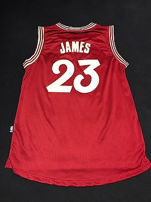 NBA LeBron James Cleveland Cavaliers Christmas Day Jersey - Small