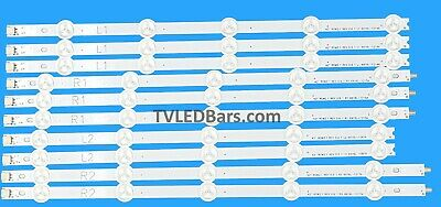 Full Backlight Array LED Strips Bars LG 42LN540V 42LN613V 42LA620V LC420DUE SF
