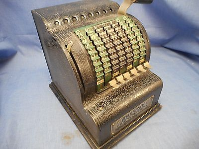 Adding Machine Vintage American Can Co Working #417