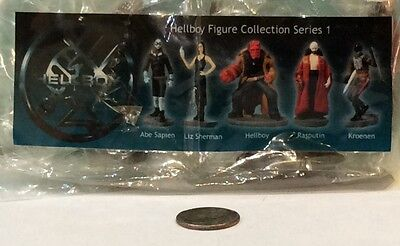 Hellboy figure collection series1. by Gacha