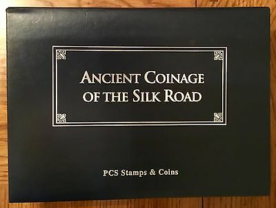ANCIENT COINAGE OF THE SILK ROAD ~ PCS Stamps & Coins