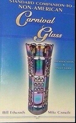 Carnival Glass Value Guide Collector's Reference Book