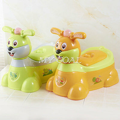 Baby Toddler Childrens Kids Toilet Training Chair Urinal Seat Music Potty