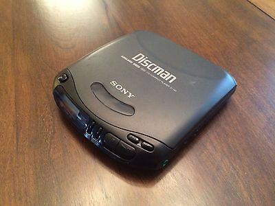 Sony Discman D-121 - Tested, Works Great