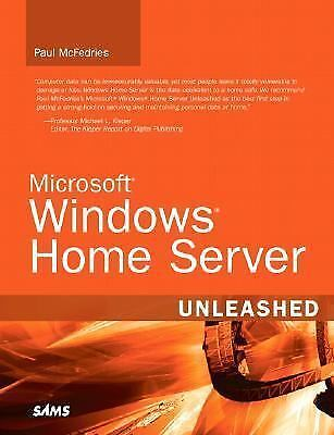 Microsoft Windows Home Server Unleashed-ExLibrary