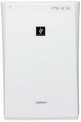 Sharp Air Purifier With Pci Fuy30Jw (Covers Up To 21M2)