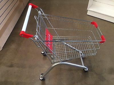 Shopping trolley 60 litres BRAND NEW retail shop fittings
