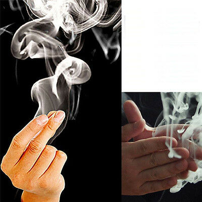 Adorable Finger - Smoke Magic Trick Magic Illusion Stage Close-Up Stand-Up P02