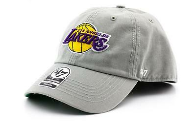 Los Angeles Lakers NBA Hat - 2016 Franchise Cap From 47' Brands Basketball Cap