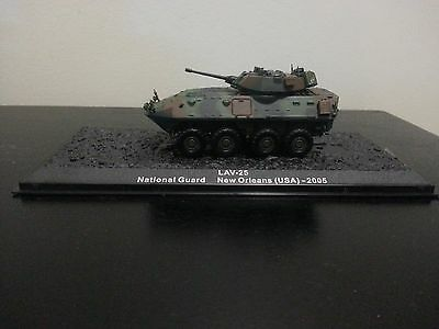 M60A3 Tank - 5Th Infantry Division - Germany 1985 -1:72 - Inc Stand & Clear Case