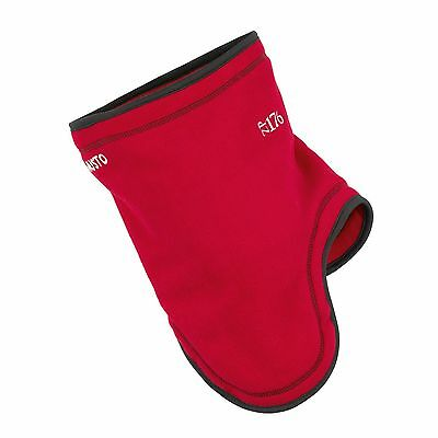 Musto ZP176 Bonded Fleece Neck Warmer Scarf Neck Tube RED - RRP £14.99 *SALE*