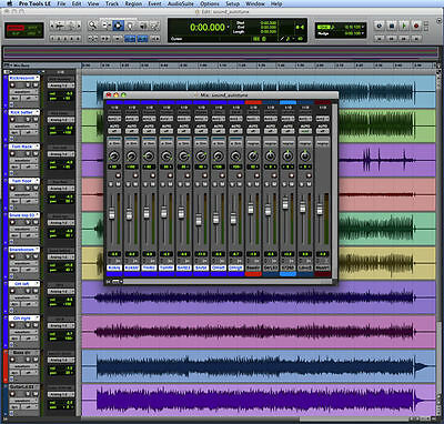 AVID Digidesign PRO TOOLS 8.0.5 LE GENUINE DOWNLOAD&ACTIVATION FOR WIN7/8/10&MAC