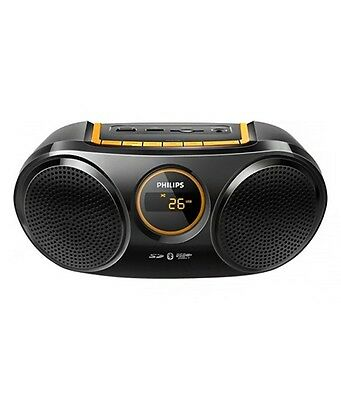 Philips AT10 Portable Stereo ( MP3 Playback,Bluetooth Pairing )