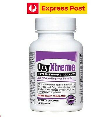 Oxy Xtreme |Zen| 60 Capsules Thermogenic Weight Loss Fat Burning