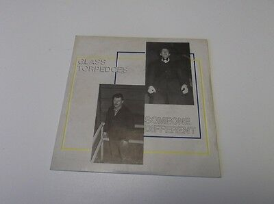 "Glass Torpedoes Someone Different 7"" Single"