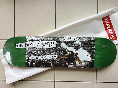 Supreme X Anti Hero Deck Board Skateboard Bogo