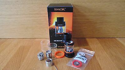 Authentic Smok Tfv8  Big Baby  Cloud Beast Big Tank Kit Black  New In Stock