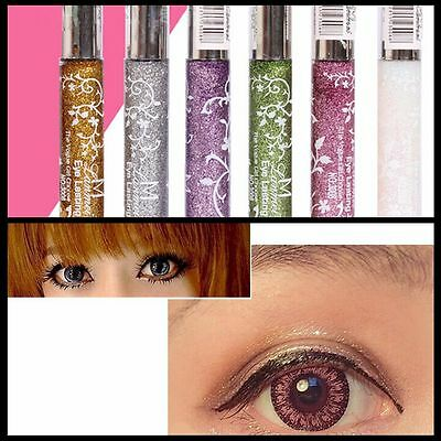 Party Comestic Long Lasting Eyeliner Sparkling Makeup Eyeshadow Liquid Glitter